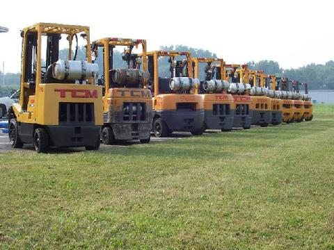 Richmond Hydraulic Service & Industrial Trucks